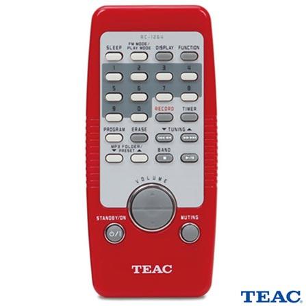Micro System TEAC Retrô com USB e 20 W - SL-D920, Bivolt, Bivolt, Vermelho, Sim, Sim, Sim, Não, Não, 20 W, Não, Sim, Não, Não, 12 meses, Sim, Não especificado