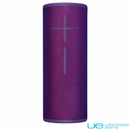 Caixa de Som Ultimate Ears Megaboom 3 - Roxo 984-001399