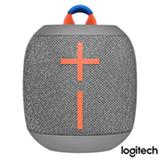 Caixa de Som Bluetooth Ultimate Ears Wonderboom 2 com Som em 360° Cinza