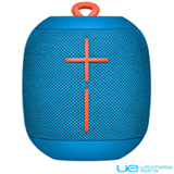 Caixa de Som Bluetooth Ultimate Ears Wonderboom com Potência de 10 W Azul - 984-000846