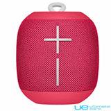 Caixa de Som Bluetooth Ultimate Ears Rosa com 10 W de Potência - UE Wonderboom