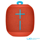 Caixa de Som Bluetooth Ultimate Ears Wonderboom com Potência de 10 W Vermelha - 984-000847