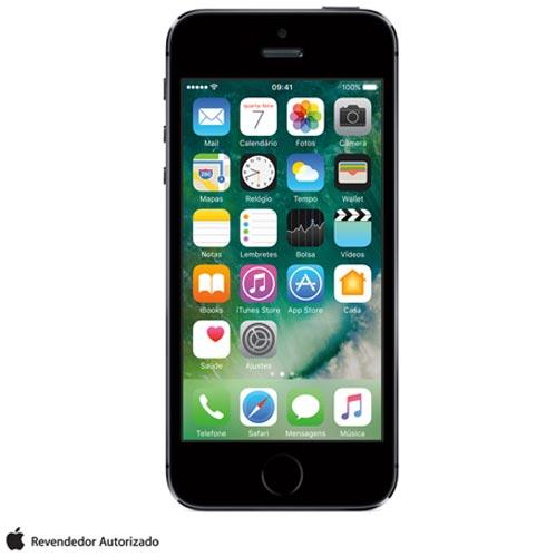 iPhone 5s Space Gray, com Tela de 4, 4G, 16 GB e Camera de 8 MP - ME432BR/A, Bivolt, Bivolt, Cinza, 0000004.00, True, 1, N, True, True, True, True, True, True, I, iPhone 5S, iOS, Wi-Fi + 4G, 4'', Até 4'', A7, 16 GB, 8.0 MP, 1, Não, Sim, Sim, Não, Sim, Nano Chip, 12 meses
