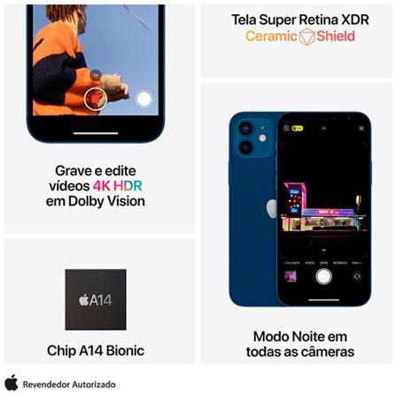 , Bivolt, Bivolt, Vermelho, 0000006.10, True, 1, N, True, True, True, True, True, True, I, iPhone 12, iOS, Wi-Fi + 5G, 6.1'', Acima de 4'', A14 Bionic, 64 GB, 12 MP + 12 MP, 2, Não, Não, eSIM / Nano Chip, 12 meses, Não
