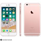 """iPhone 6s Plus Rosa Dourado, com Tela de 5.5"""" 4G, 128 GB, e Câmera de 12 MP - MKUG2BZA"""