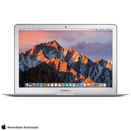 """MacBook Air com Intel® Core™ i5, 8 GB, 256 GB, OS X El Capitan e Tela de 13,3"""", Prata - MMGG2BZ/A, Bivolt, Bivolt, Prata, 0000013.30, 256 GB, 000004, 1, APPLE, INTEL, 0, CORE I5, OS X El Capitan, 0000013.30, N/A, OS X El Capitan, Intel Core i5, 8 GB, 256 GB, 13.3'', Até 13,9'', LED, Não, Sim, Não, Não, Não, Sim, 12 meses"""