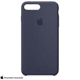 Capa para iPhone 7 e 8 Plus de Silicone Azul Meia-Noite - Apple - MMQU2ZM/A