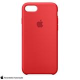 Capa para iPhone 7 e 8 de Silicone Vermelha - Apple - MMWN2ZMA