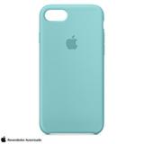 Capa Protetora para iPhone 7 de Silicone Azul Mar - Apple - MMX02ZMA