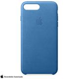 Capa para iPhone 7 e 8 Plus de Couro Azul Mar - Apple – MMYH2ZM/A