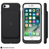 Capa Carregadora para iPhone 7 e 8 Preta - Apple - MGQM2BZ/A