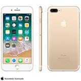 """iPhone 7 Plus Dourado, com Tela de 5,5"""", 4G, 128 GB e Câmera de 12 MP - MN4Q2BZ/A"""