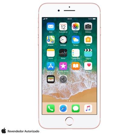 """iPhone 7 Plus Ouro Rosa, com Tela de 5,5"""", 4G, 256 GB e Câmera de 12 MP - MN502BZ/A, Bivolt, Bivolt, Rosa, 0000005.50, True, 1, N, True, True, True, True, True, True, I, iPhone 7 Plus, iOS, Wi-Fi + 4G, 5.5'', Acima de 4'', A10, 256 GB, 12 MP, 1, Não, Não, Nano Chip, 12 meses"""
