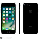 iPhone 7 Plus Preto Brilhante, com Tela de 5,5, 4G, 256 GB e Camera de 12 MP - MN512BZ/A