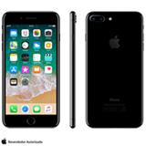 """iPhone 7 Plus Preto Brilhante, com Tela de 5,5"""", 4G, 256 GB e Câmera de 12 MP - MN512BZ/A"""