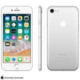 """iPhone 7 Prata com Tela de 4,7"""", 4G, 256 GB e Câmera de 12 MP - MN982BZ/A"""