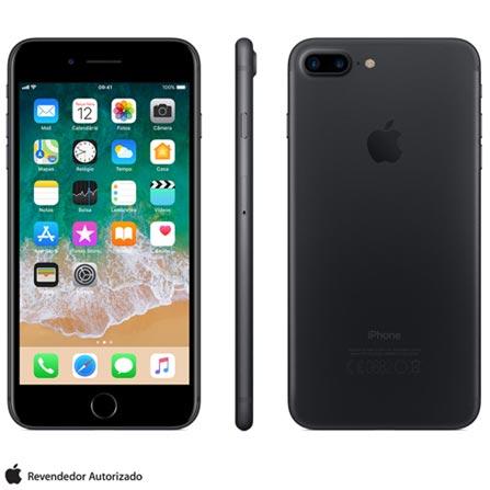"""iPhone 7 Plus Preto, com Tela de 5,5"""", 4G, 32 GB e Câmera de 12 MP - MNQM2BZ/A, Bivolt, Bivolt, Preto, 0000005.50, True, 1, N, True, True, True, True, True, True, I, iPhone 7 Plus, iOS, Wi-Fi + 4G, 5.5'', Acima de 4'', A10, 32 GB, 12 MP, 1, Não, Não, Nano Chip, 12 meses"""