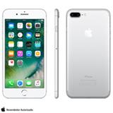 iPhone 7 Plus Prata, com Tela de 5,5, 4G, 32 GB e Camera de 12 MP - MNQN2BZ/A