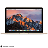 "MacBook, Intel® Core™ m3, 8GB, 256GB, Tela de 12"", Dourado - MNYK2BZ/A"
