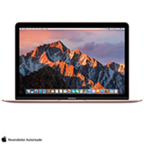 "MacBook, Intel® Core™ m3, 8GB, 256GB, Tela de 12"", Ouro Rosa - MNYM2BZ/A"