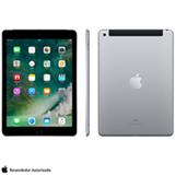 """iPad Cinza Espacial com Tela de 9,7"""", 4G, 32 GB e Processador A9 - MP1J2BZ/A"""