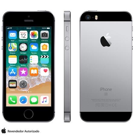 , Cinza, 0000004.00, True, 1, N, True, True, True, True, True, True, I, iPhone SE, iOS, Wi-Fi + 4G, 4'', Até 4'', A9, 128 GB, 12 MP, 1, Não, Sim, Sim, Não, Sim, Nano Chip, 12 meses