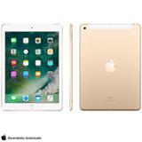 """iPad Dourado com Tela de 9,7"""", 4G, 128 GB e Processador A9 - MPG52BZ/A"""