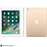 """iPad Dourado com Tela de 9,7"""", Wi-Fi, 128 GB e Processador A9 - MPGW2BZ/A"""