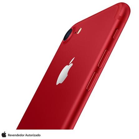"""iPhone 7 Vermelho/Red com Tela de 4,7"""", 4G, 256 GB e Câmera de 12 MP - MPRM2BZ/A, Bivolt, Bivolt, Vermelho, 0000004.70, True, 1, N, True, True, True, True, True, True, I, iPhone 7, iOS, Wi-Fi + 4G, 4.7'', Acima de 4'', A10, 256 GB, 12 MP, 1, Não, Não, Nano Chip, 12 meses"""