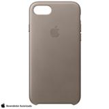 Capa para iPhone 7 e 8 em Couro Taupe - Apple - MPT62ZM/A