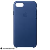 Capa para iPhone 7 e 8 em Couro Safira - Apple - MPT92ZM/A