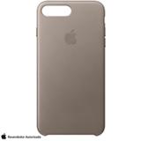 Capa para iPhone 7 e 8 Plus em Couro Taupe - Apple - MPTC2ZM/A