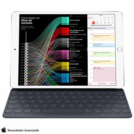 Capa Smart Keyboard para iPad Pro de 10,5