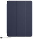 Capa Smart Cover para iPad Air em Poliuretano e Microfibra Azul Meia-noite -Apple - MQ4P2ZM/A