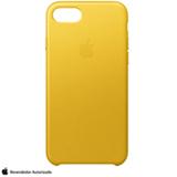 Capa para iPhone 7 e 8 de Couro Girassol - Apple - MQ5G2ZM/A