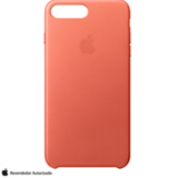 Capa para iPhone 7 Plus de Couro Gerânio - Apple - MQ5H2ZM/A