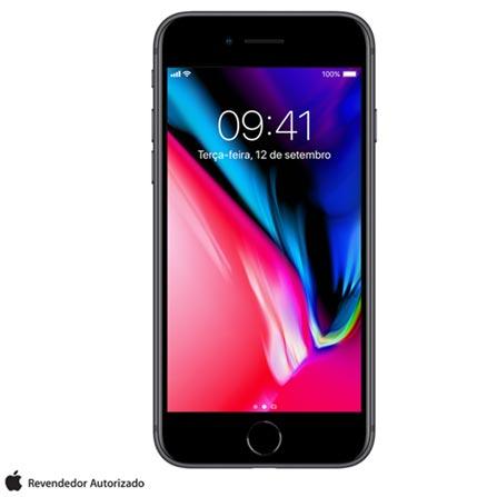 , Bivolt, Bivolt, Cinza, 0000004.70, True, 1, N, True, True, True, True, True, True, I, iPhone 8, iOS, Wi-Fi + 4G, 4.7'', Acima de 4'', A11, 256 GB, 12 MP, 1, Não, Não, Nano Chip, 12 meses