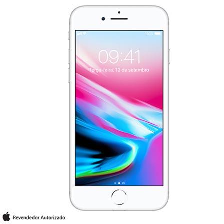 , Bivolt, Bivolt, Prata, 0000004.70, True, 1, N, True, True, True, True, True, True, I, iPhone 8, iOS, Wi-Fi + 4G, 4.7'', Acima de 4'', A11, 256 GB, 12 MP, 1, Não, Não, Nano Chip, 12 meses