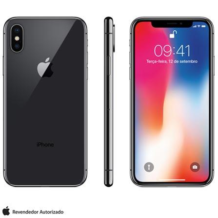 , Bivolt, Bivolt, Cinza, 0000005.80, True, 1, N, True, True, True, True, True, True, I, iPhone X, iOS, Wi-Fi + 4G, 5.8'', Acima de 4'', A11, 64 GB, 12 MP, 1, Não, Não, Nano Chip, 12 meses