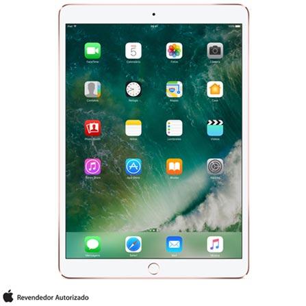 "iPad Pro Ouro Rosa com Tela de 10,5"", Wi-Fi e 64 GB - MQDY2BZ/A, Bivolt, Bivolt, Rosa, 0000010.50, 000064, 1, N, Não especificado, 003412, Não especificado, iOS, 0000010.50, 12.0 MP, 64 GB, Wi-Fi, 12 meses, Não, Não, Não especificado, Não, iOS, Acima de 10'', 10.5'', Retina, Não"