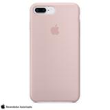Capa para iPhone 7 e 8 Plus de Silicone Areia Rosa - Apple - MQH22ZM/A