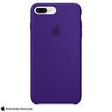 Capa para iPhone 7 e 8 Plus de Silicone Violeta - Apple - MQH42ZM/A
