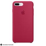 Capa para iPhone 7 e 8 Plus de Silicone Vermelho Rosa - Apple - MQH52ZM/A