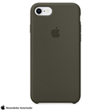 Capa para iPhone 7 e 8 de Silicone Verde Oliva - Apple - MR3N2ZM/A