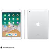 """iPad Prata com Tela de 9,7"""", 4G, 128 GB e Processador A10 - MR732BZ/A"""