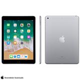 "iPad Cinza Espacial com Tela de 9,7"", Wi-Fi, 128 GB e Processador A10 - MR7J2BZ/A"