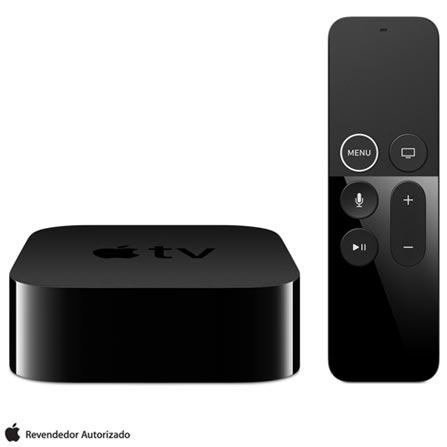 , Bivolt, Bivolt, Preto, Apple TV, 12 meses