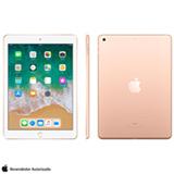 """iPad Dourado com Tela de 9,7"""", Wi-Fi, 128 GB e Processador A10 - MRJP2BZ/A"""