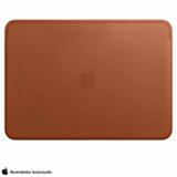 """Capa para MacBook Pro 13"""" em Couro Castanho -  Apple - MRQM2ZM/A"""