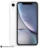 iPhone XR Branco, com Tela 6,1', 4G, 128GB e Câmera de 12 MP - MRYD2BZ/A